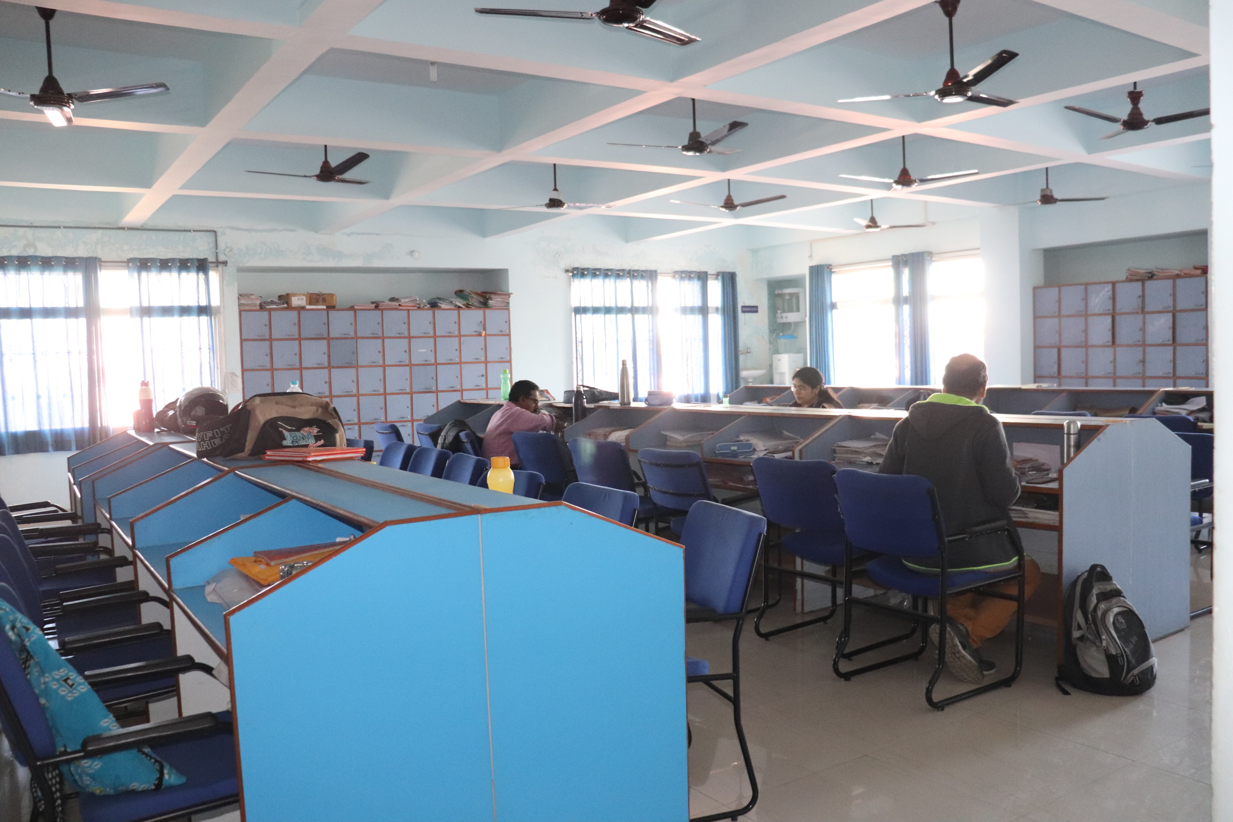 High School Staff Room