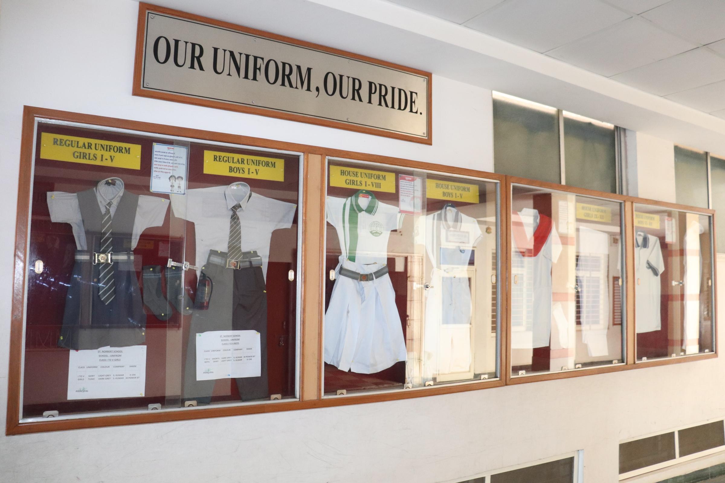 Uniform Intro